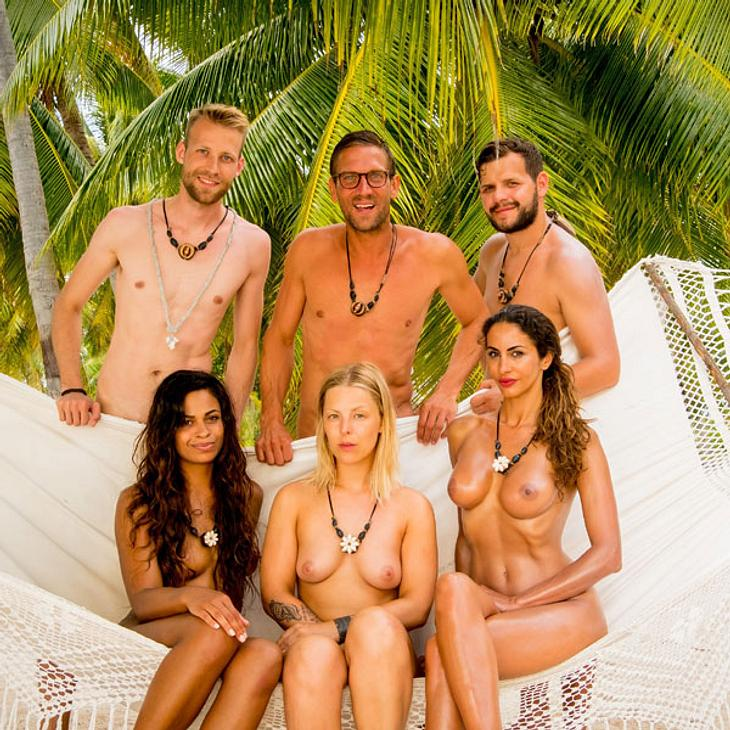 Leo Bartsch nackt Adam sucht Eva