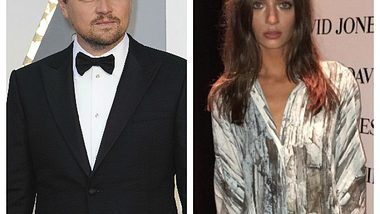 Leonardo DiCaprio steht auf Victoria Lee Robinson - Foto: Getty Images