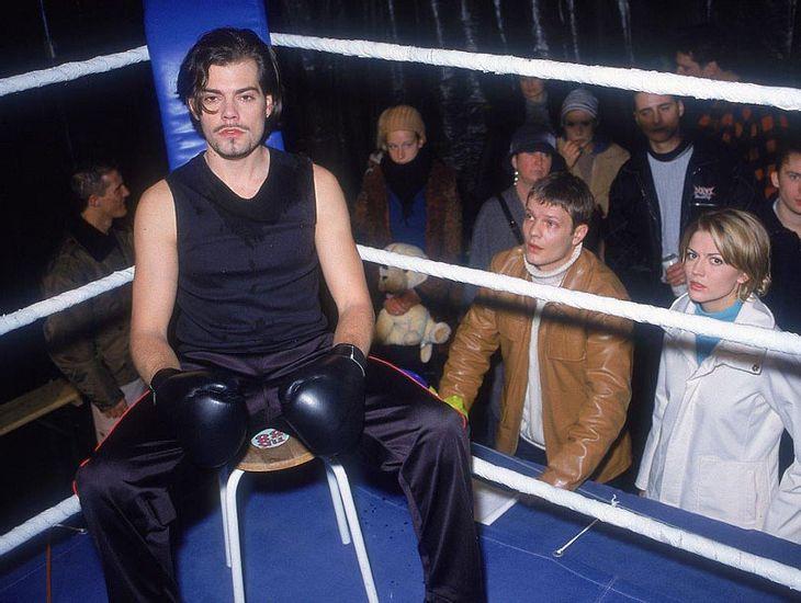 GZSZ - Leon als Boxer