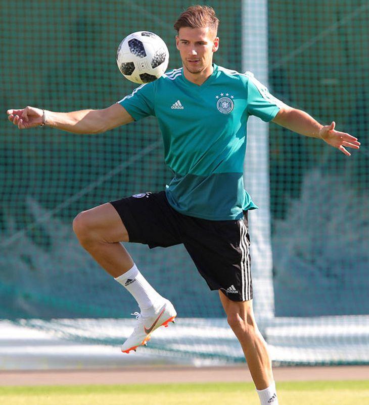 Leon Goretzka: Er ist der Ersatz für Thomas Müller!