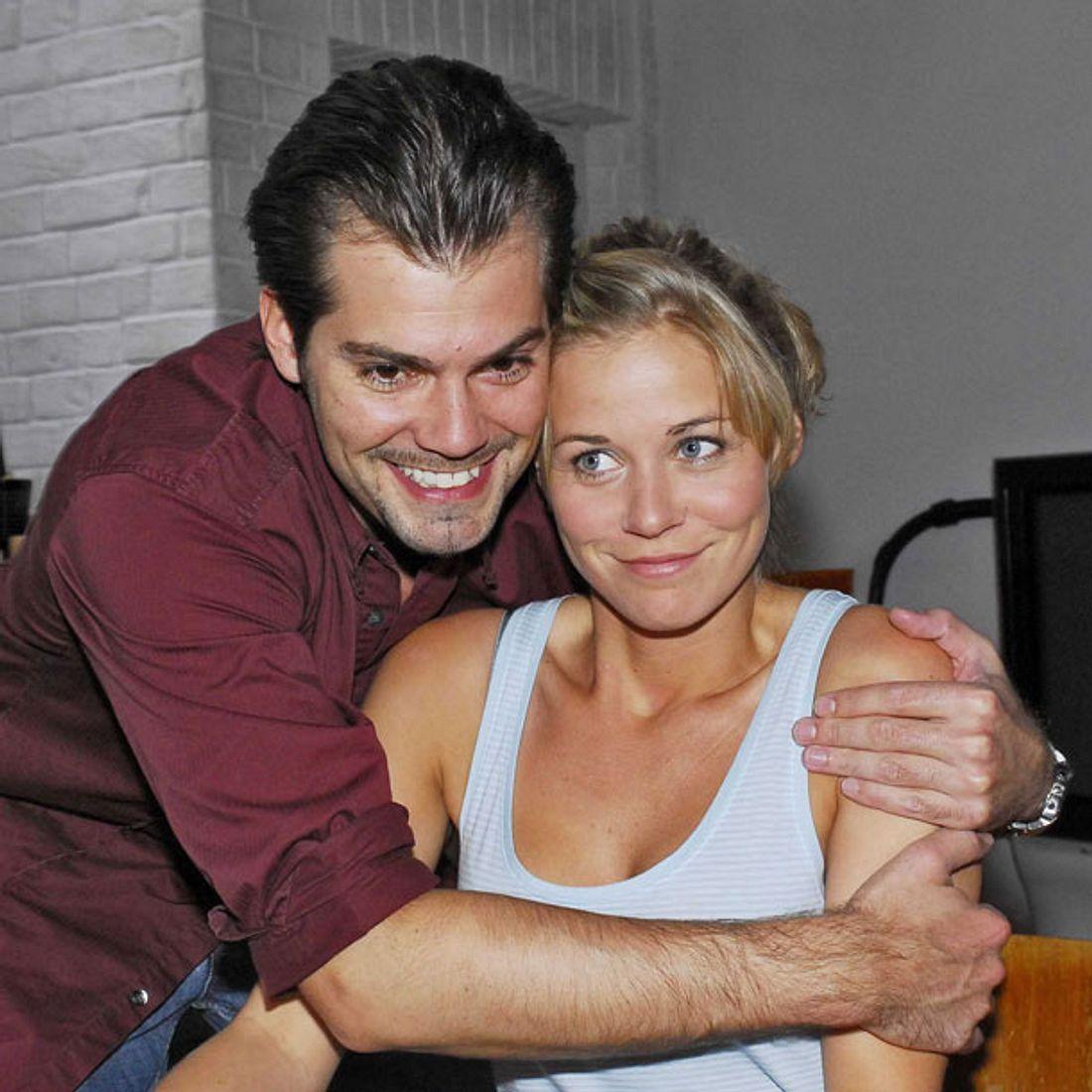 Daniel Fehlow und Rhea Harder