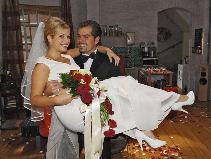 GZSZ - Leon heiratet Verena