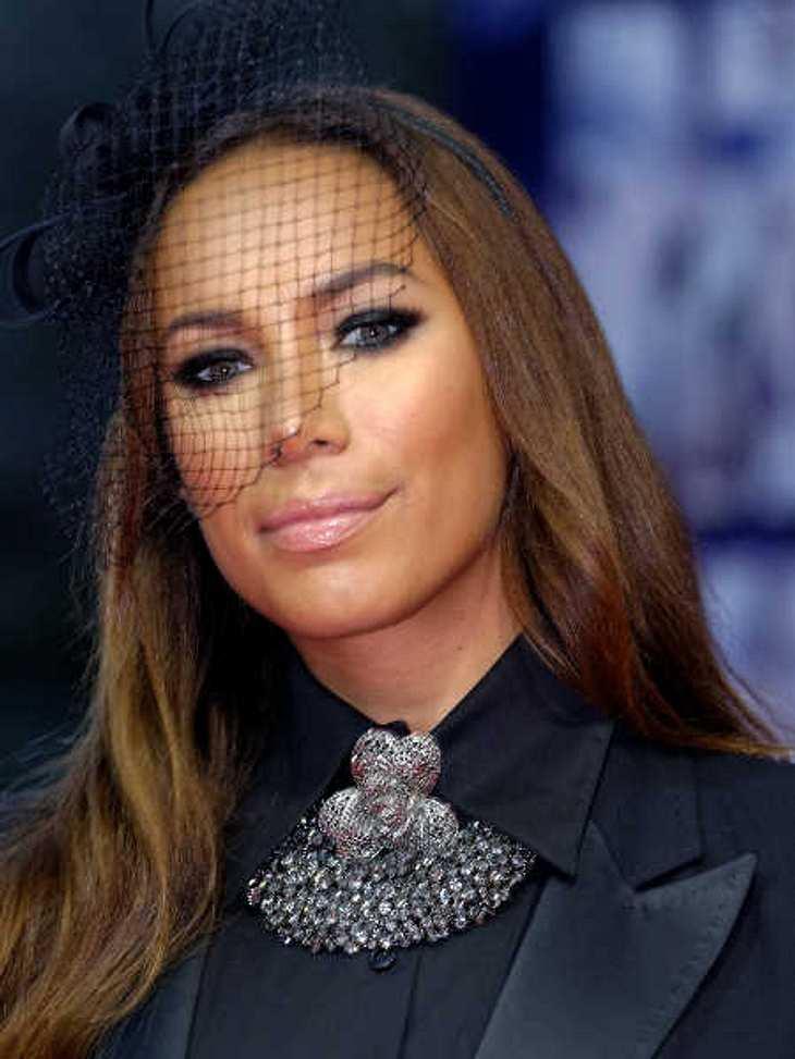 Leona Lewis litt an Depressionen.