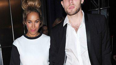 Leona Lewis mit Dennis Jauch - Foto: WENN.com