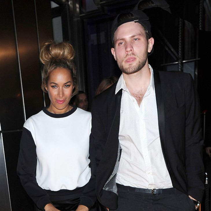 Leona Lewis mit Dennis Jauch