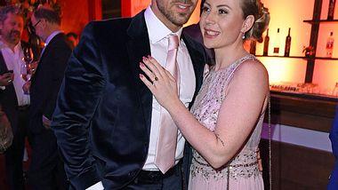 Leonard Freier & Caona: Zoff vor der Hochzeit - Foto: Getty Images