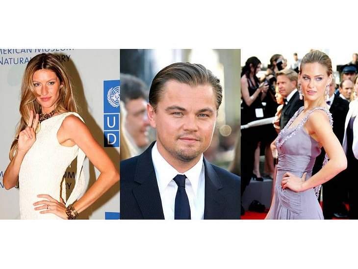 Model-Jäger Leonardo DiCaprio steht, wie der Name schon sagt, auf Models, genauer gesagt auf exotische Models: Ex Gisele Bundchen kommt aus Brasilien, seine aktuelle Ex-Freundin Bar Refaeli stammt aus Israel.