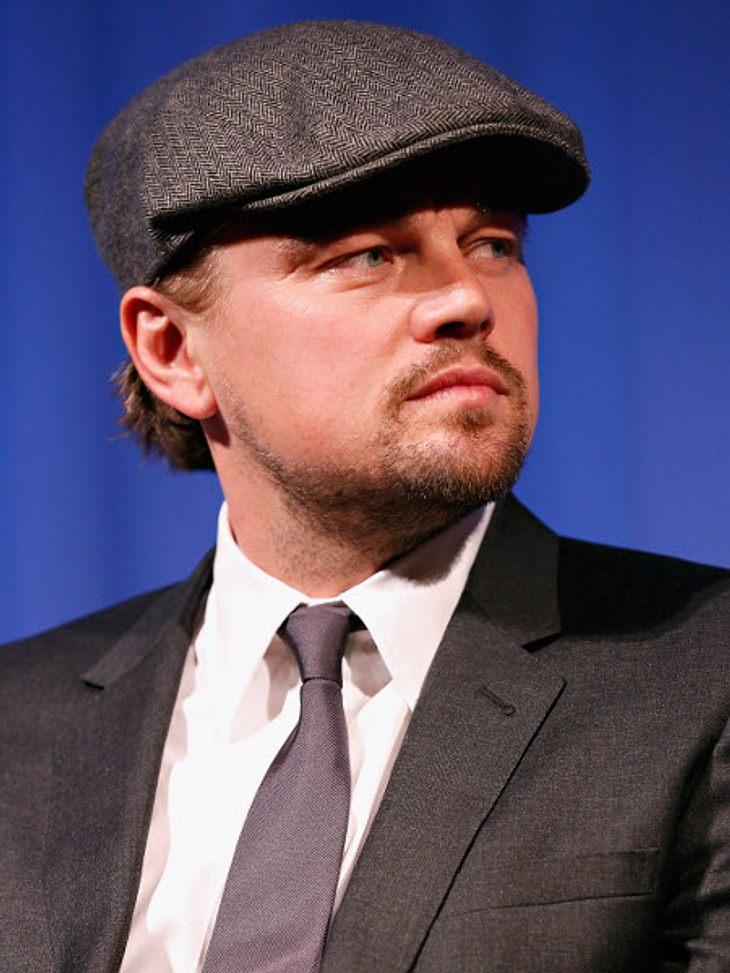 Leonardo DiCaprio wäre fast von Hai gefressen worden!