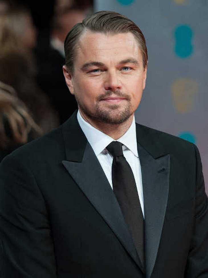 Leonardo DiCaprio hat eine Million Dollar gespendet.