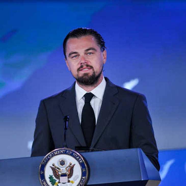 Leonardo DiCaprio ist UN-Friedensbotschafter!