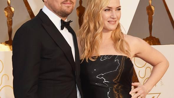 Leonardo DiCaprio und Kate Winslet - Foto: getty
