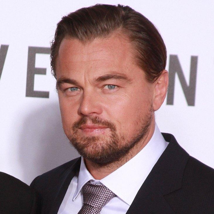 Leonardi DiCaprio hatte keine Lust auf Star Wars