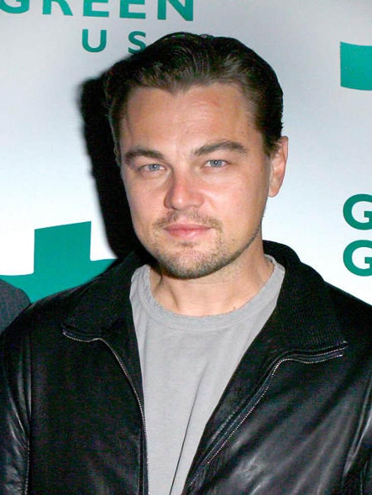 Öko-Stars: Alles für die UmweltEin Öko durch und durch ist Leonardo DiCaprio (38). Er treibt es mit seinem Umweltbewusstsein so weit, dass er sogar seine Freund Erin Heatherton (22) nervt. Er duscht selten, benutzt kein Deo und trennt beson