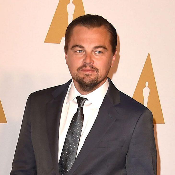Leonardo DiCaprio bei den Oscars