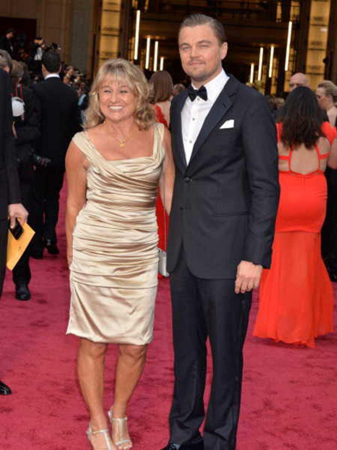 Leonardo DiCaprio hat Rihanna bereits seiner Mutter vorgestellt