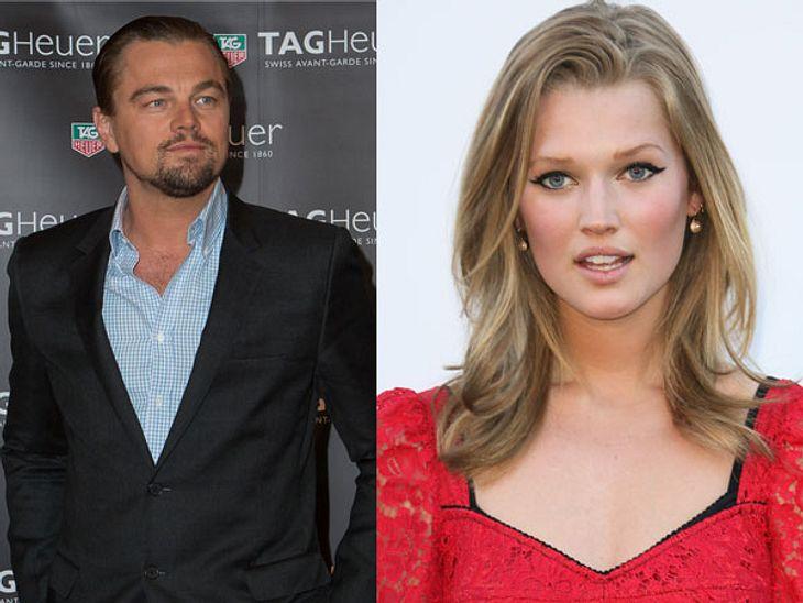 Leonardo DiCaprio soll mit Toni Garrn anbändeln
