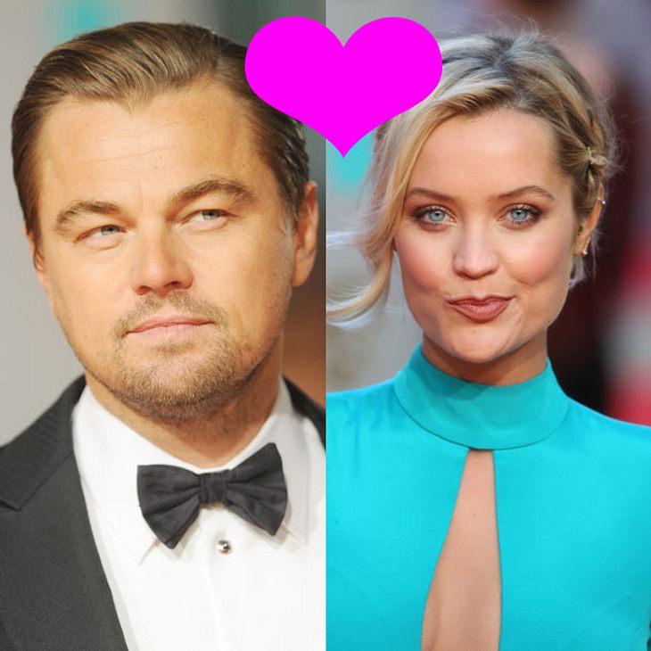 Sind Leonardo Dicaprio und Laura Whitmore Hollywoods neustes Traumpaar?