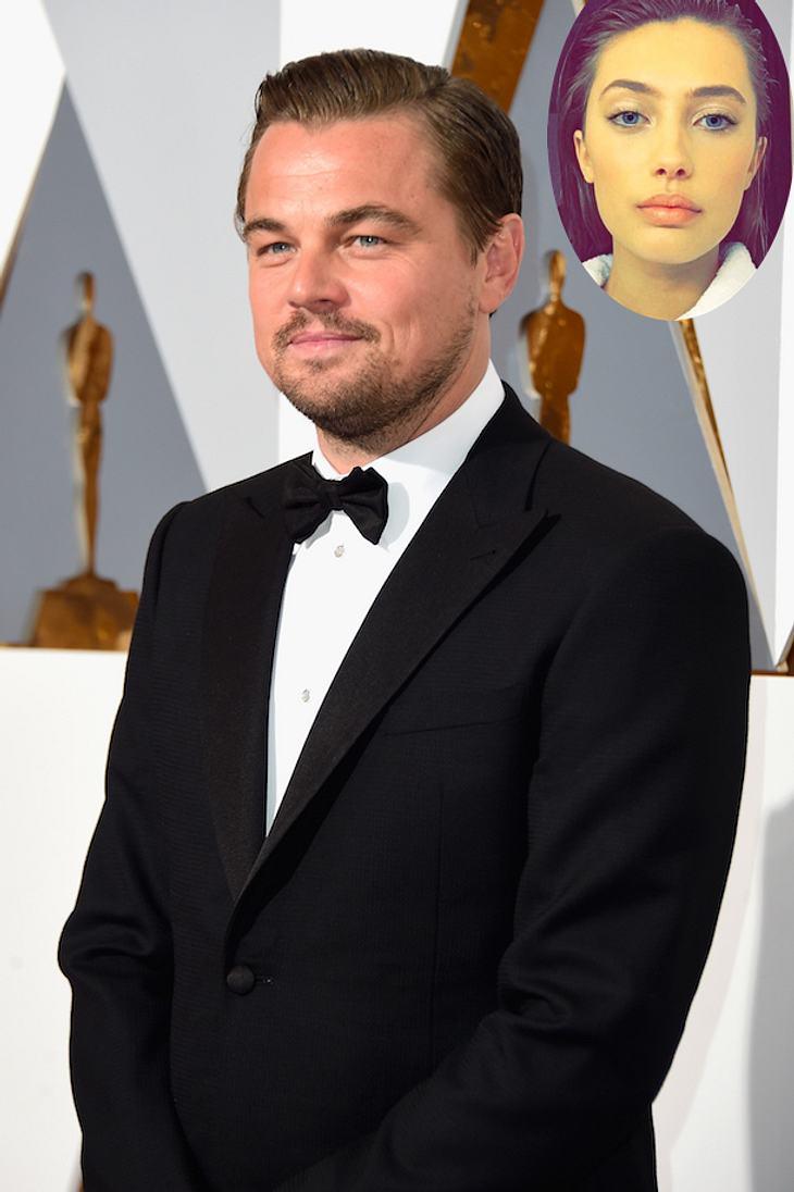 "Leonardo DiCaprio: Liaison mit ""Victoria's Secret""-Model Chelsey Weimar?"