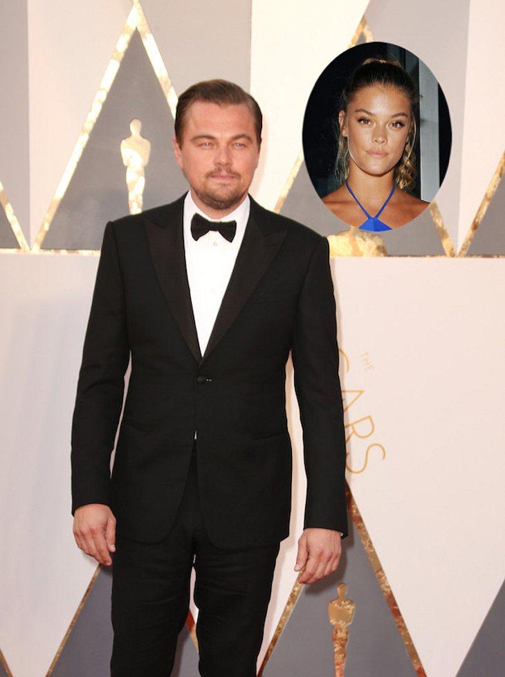 Leonardo DiCaprio: Autounfall mit Freundin Nina Agdal