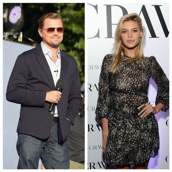 Leonardo DiCaprio ist bis über beide Ohren in Kelly Rohrbach verliebt