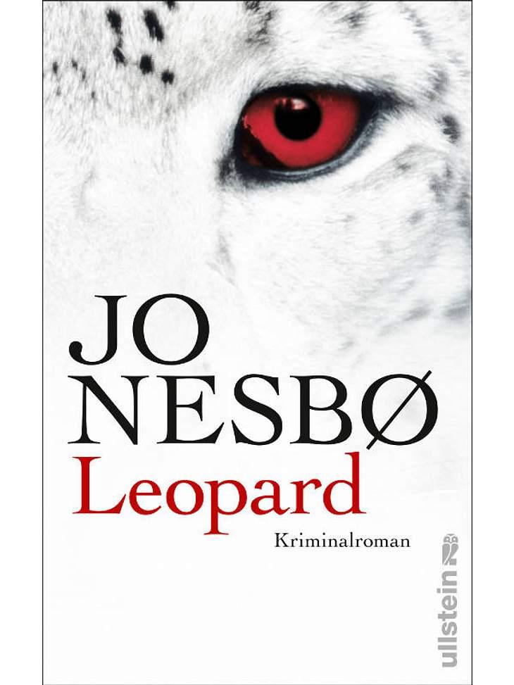 Krimi HighlightsJo Nesbø,  LeopardUllstein Verlag, 21,95 EuroDer achte Band um den kauzigen Ermittler Harry Hole: Ein Serienmörder versetzt Oslo in Angst und Schrecken. Bald ist klar, er hat es auf Menschen abgesehen, die an einem bestimmte