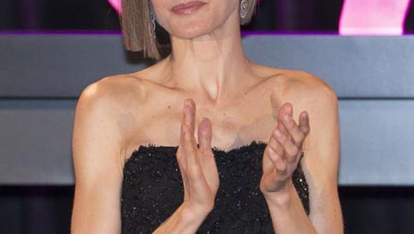Königin Letizia von Spanien mit neuer Frisur