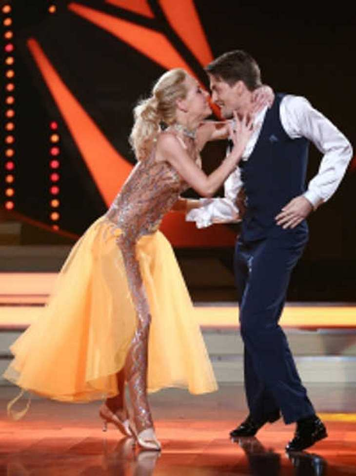 Lets Dance 2014 Alexander Klaws Trainiert 50 Stunden Pro Woche