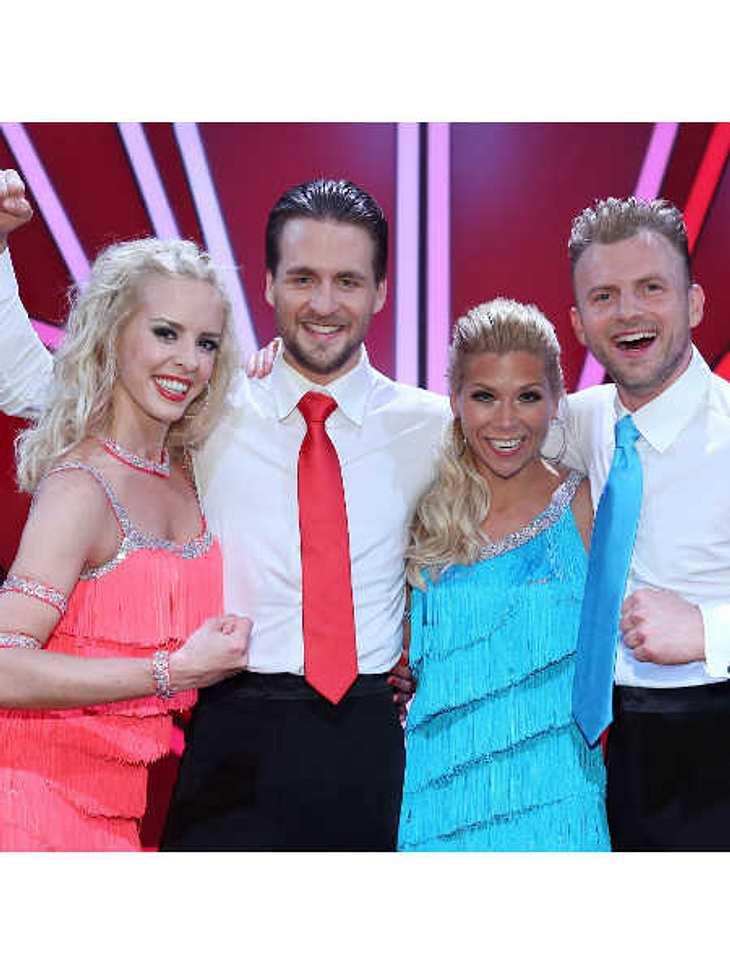 """Das """"Let's Dance""""-Finale wird dank der Kandidaten eine großartige Show."""