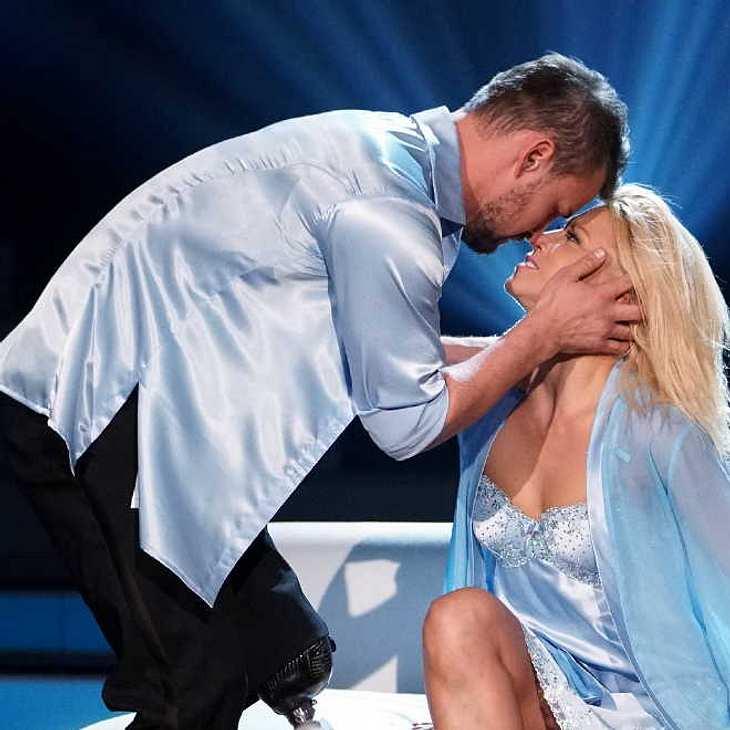 Let's dance-Liebe Was geht zwischen Heinrich Popow und Kathrin Menzinger