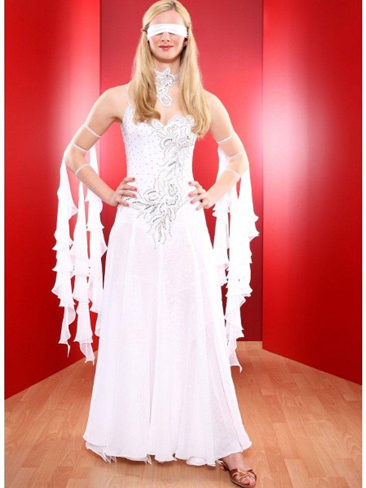 """Let's Dance"" 2012Die blinde Sängerin Joana Zimmer (29)."
