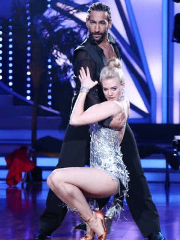 """Larissa Marolt: Ihr Freund himmelt sie bei """"Let's Dance"""" an!"""