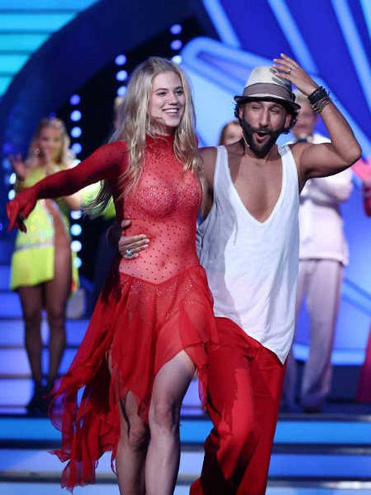 Let's Dance 2014: Alle lieben Larissa!