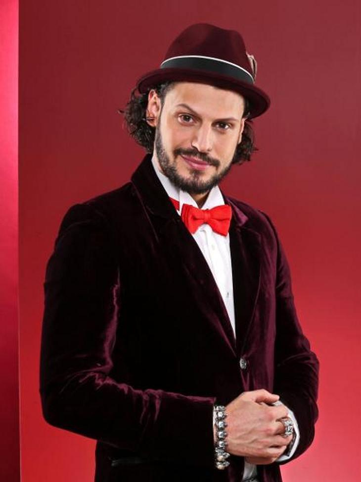 """""""Let's Dance""""-Kandidaten 2013: Manuel CortezSchauspieler Manuel Cortez (33) ist jetzt schon voller Vorfreude auf die Shows: """"Ich liebe es zu tanzen, das habe ich schon immer gerne gemacht. Ich bin so ein Bekloppter  der erste"""
