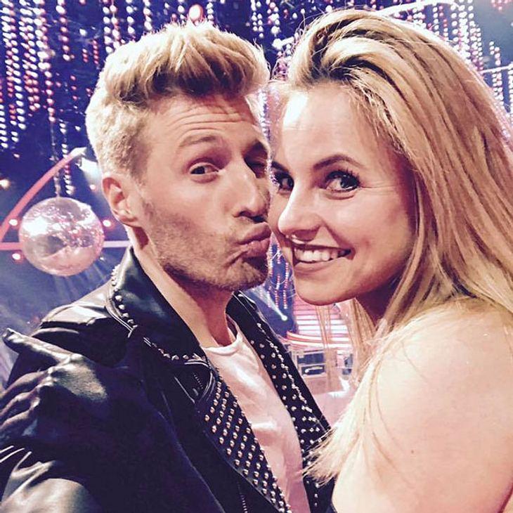 """""""Let's Dance"""": Was läuft bei Maximilian Arland und Sarah Latton?"""