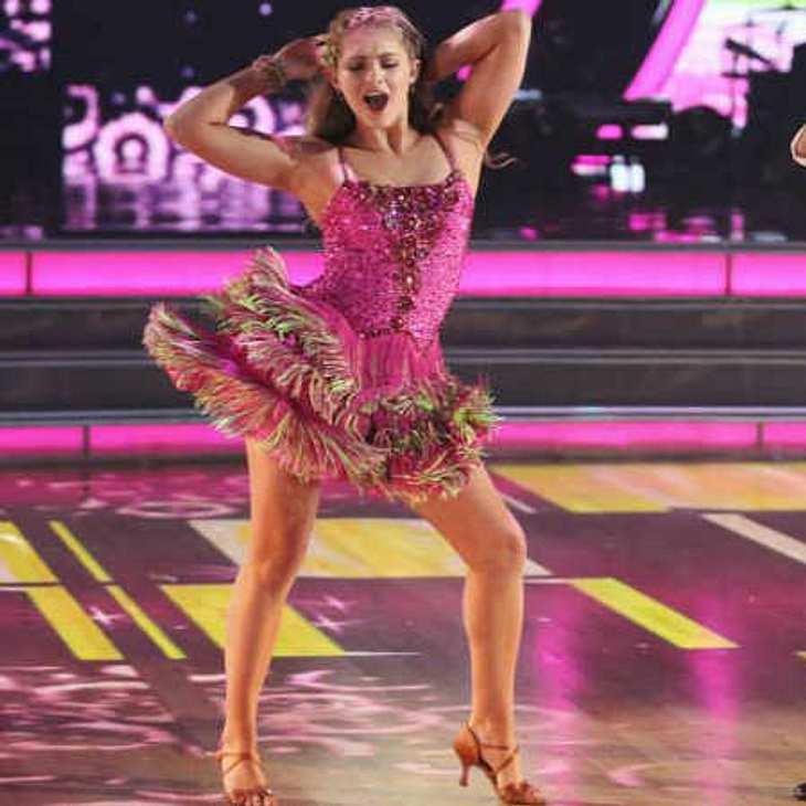 """Tribute von Panem-Star Willow Shields mit 14 beim amerikanischen """"Let's dance""""!"""