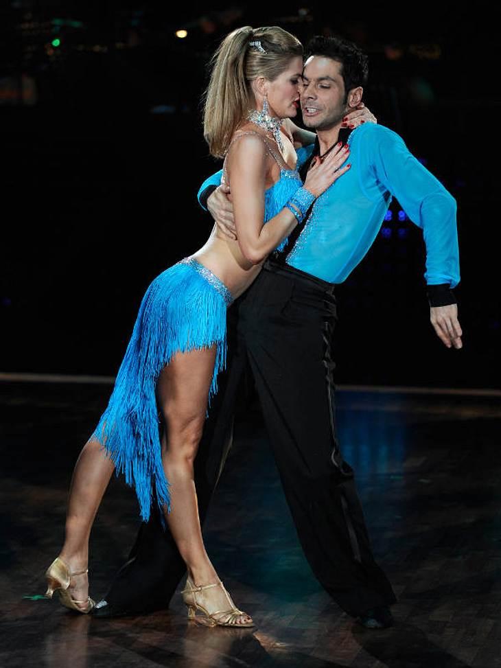 """""""Let's Dance"""" macht schlankIn ihren knappen Outfits sah Nina Bott besonders knackig und durchtrainiert aus. Sieben Kilo waren nach ihrem letzten Auftritt runter: """"Ich fühle mich so fit und gesund wie noch nie""""."""