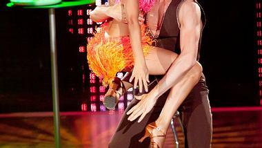 Hat Christian Polanc wegen Sylvie Tanzverbot?