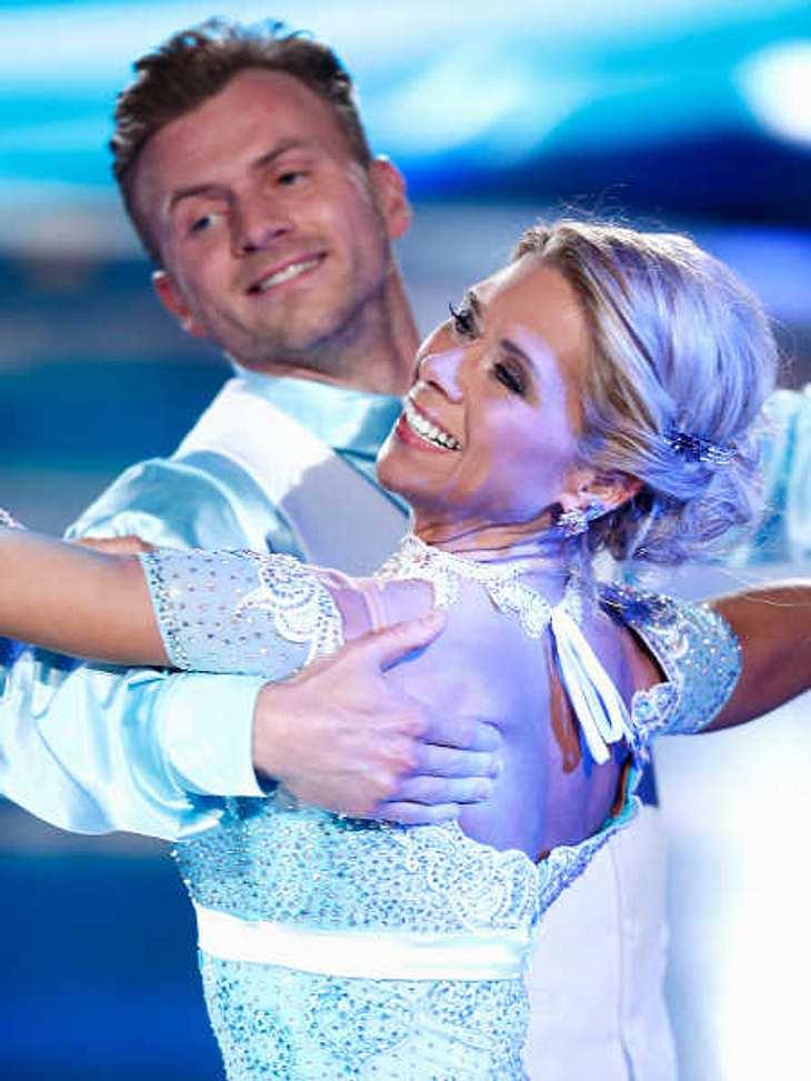 "Tanja Szewczenko hat bei ""Let's Dance"" die Jury begeistert."