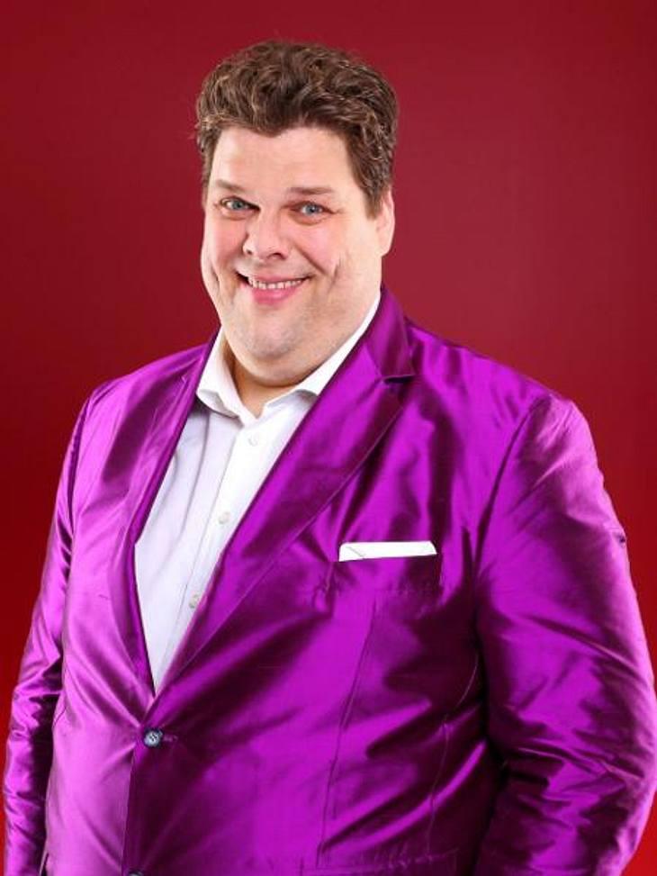 """""""Let's Dance""""-Kandidaten 2013: Tetje MierendorfMit dem Schauspieler und Musical-Darsteller Tetje Mierendorf (40) hat die Show auch in diesem Jahr wieder einen schwergewichtigen Tänzer mit an Bord."""