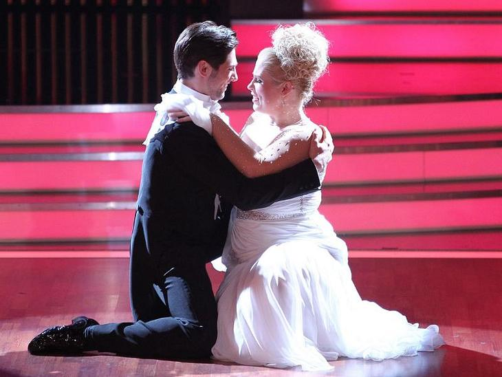 "undefined ""Let's Dance"" - Folge 4: Liliana hat ausgetanzt!"