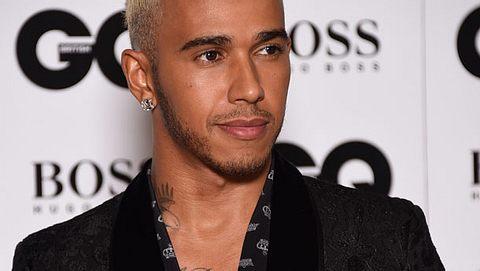 Lewis Hamilton blond - Foto: getty