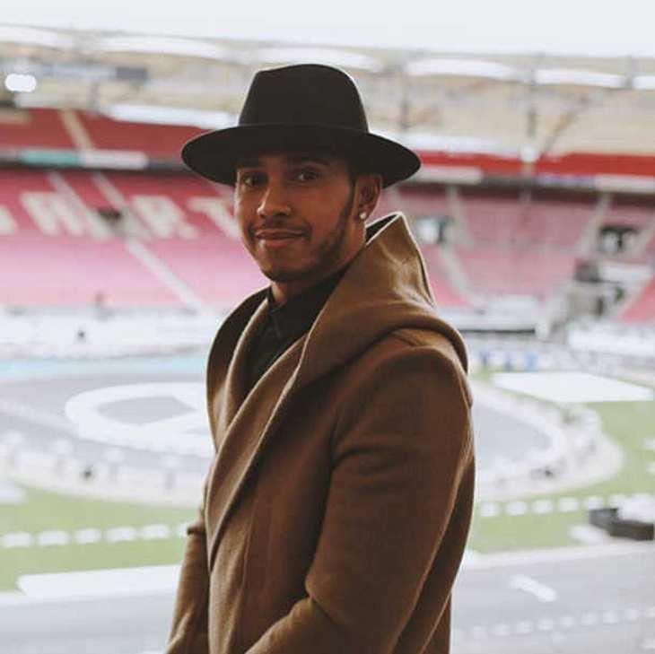 Lewis Hamilton Klavier