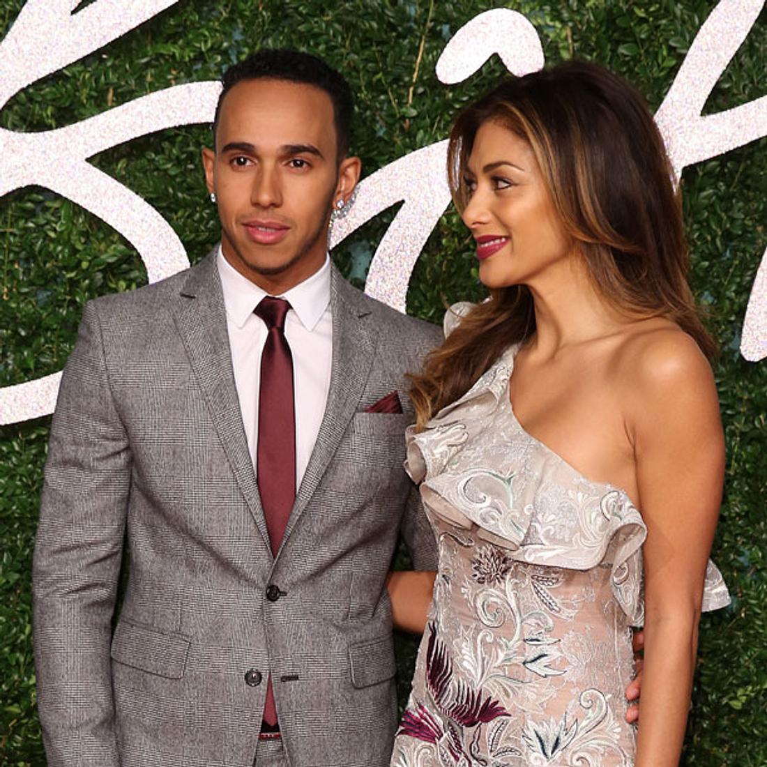 Lewis Hamilton und Nicole Scherzinger sind wieder zusammen