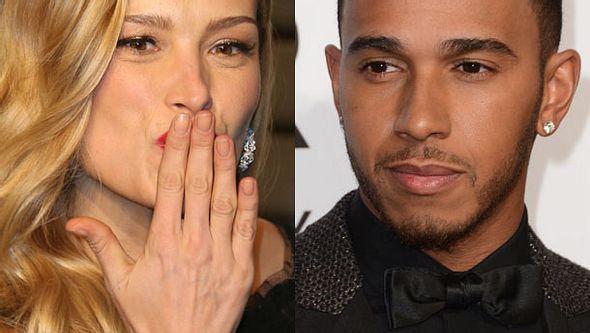 Sind Lewis Hamilton und Petra Nemcova ein Paar? - Foto: WENN