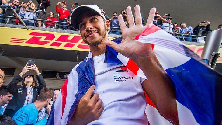 Lewis Hamilton: Große Trauer um ein Familienmitglied