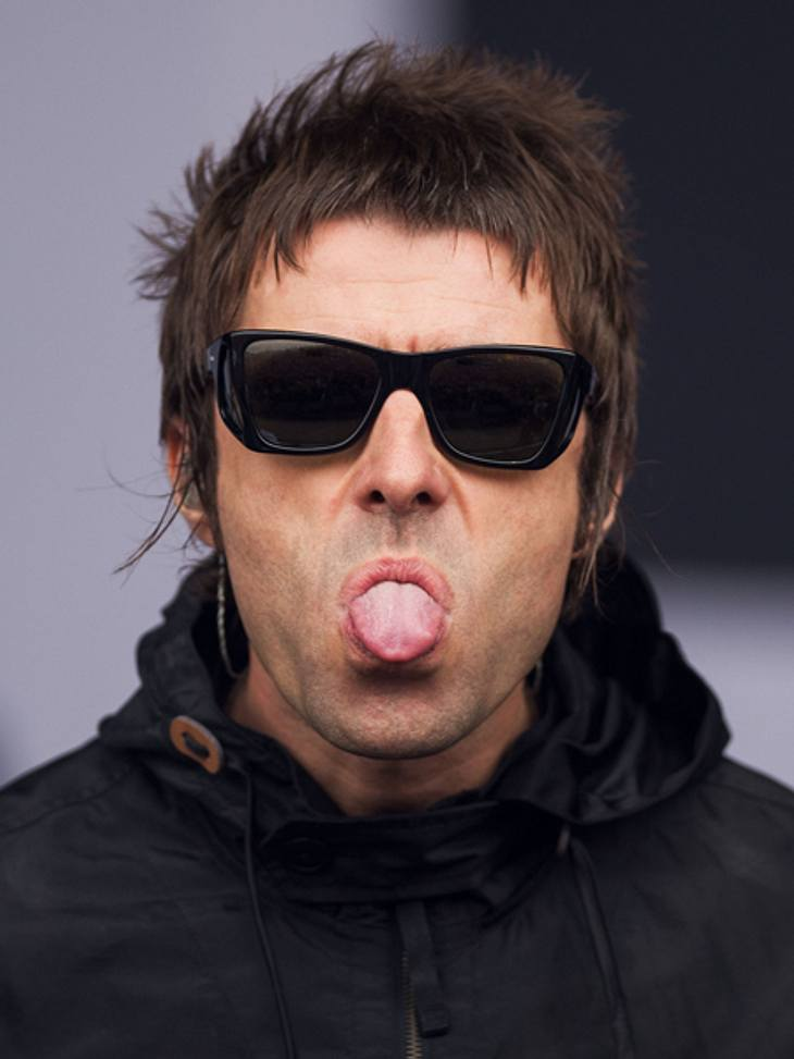Liam Gallagher: Vater wider Willen?