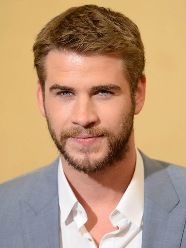 Liam Hemsworth isst gerne mal 45 Burger.
