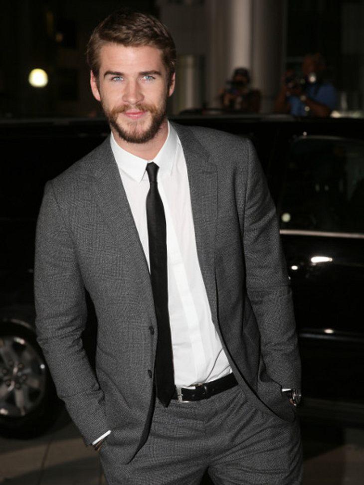 Liam Hemsworth ist wieder glücklich