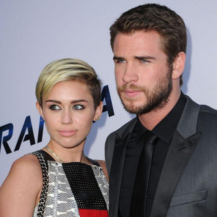 Miley Cyrus und Liam Hemsworth haben sich getrennt.