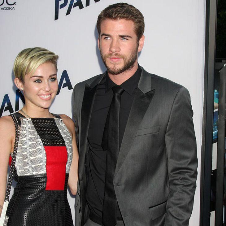 Miley Cyrus und Liam Hemsworth streiten um den Ehevertrag